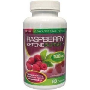Natusor Raspberry Ketone Burner 3000Mg Afslankcapsules 60caps