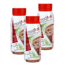 Modifast Go! Drinkmaaltijd Chocolade Voordeelverpakking 3x250ml