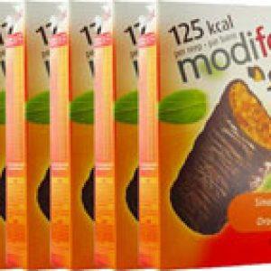 Modifast Control Reep Chocola / Sinas Voordeelverpakking 6x6stuks