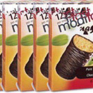 Modifast Control Reep Pure And Witte Chocolade Voordeelverpakking 6x6stuks