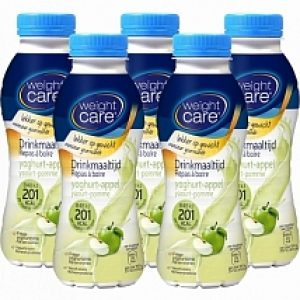 Weight Care Drinkmaaltijden Yoghurt Appel 5-pack Voordeelverpakking 5x300ml