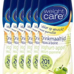 Weight Care Drinkmaaltijden Yoghurt Appel Voordeelverpakking 6x300ml