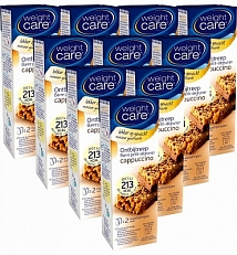 Weight Care Ontbijtreep Cappuccino 10-pack 10x2st