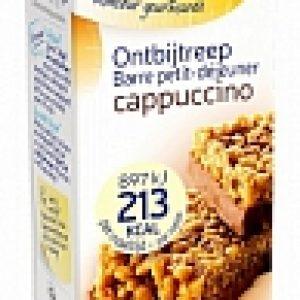 Weight Care Ontbijtreep Cappuccino 2stuks