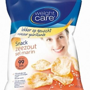 Weight Care Snack Zeezout Chips 25gram