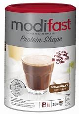 Modifast Protein Shape Milkshake Chocolade tht 540gram