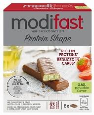 Modifast Protein Shape Reep Chocola Pistache 6stuks
