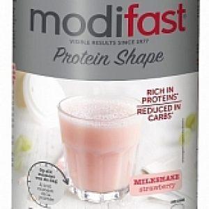 Modifast Protein Shape Milkshake Aardbei 540gram
