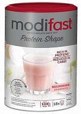 Modifast Protein Shape Milkshake Aardbei 540gram