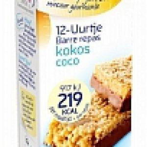 Weight Care 12-uurtjes Maaltijdreep Kokos 2stuks