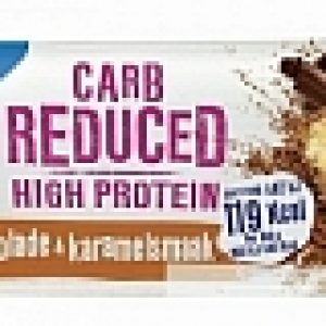 Weight Care Carb Reduced High Protein Reep Karamel 31gram