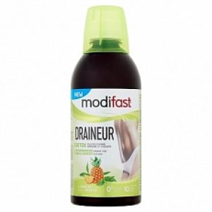Modifast Draineur Ultra Ananas 500ml