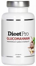Dieet Pro Glucomannan 120caps
