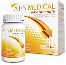 XLS Medical Max Strength 1 Maand Afslankpillen 120tabl