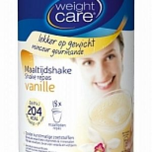 Weight Care Afslankshake Vanille 436gram