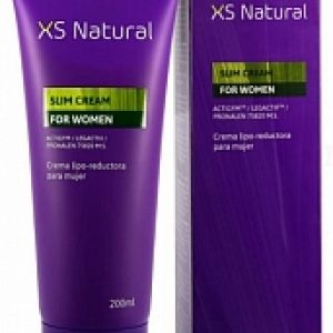 Xs Natural Slim Cream For Women 200ml