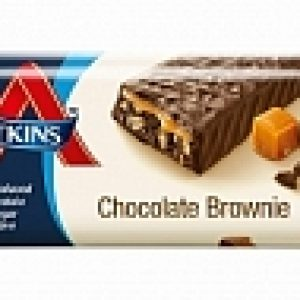 Atkins Advantage Reep Chocolate Brownie Caramel 60 Gram