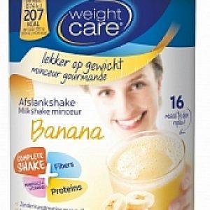 Weight Care Afslankshake Banaan 436gram