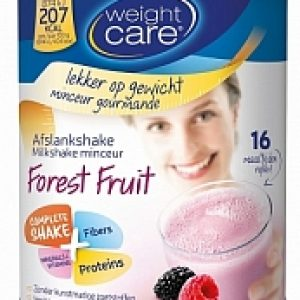 Weight Care Afslankshake Bosvruchten 436gram