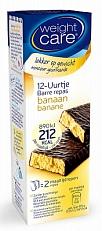 Weight Care 12-uurtjes Maaltijdreep Banaan 2stuks