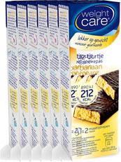 Weight Care 12-uurtjes Maaltijdreep Banaan Voordeelverpakking 6x2stuks