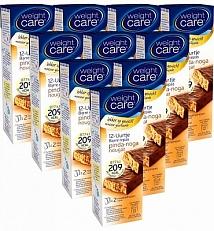 Weight Care 12-uurtjes Maaltijdreep Pinda Noga 10-Pack Voordeelverpakking 10x2st