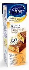 Weight Care 12-uurtjes Maaltijdreep Pinda Noga 2stuks