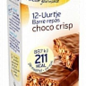 Weight Care 12-uurtjes Maaltijdreep Choco Crisp *Bestekoop 2stuks