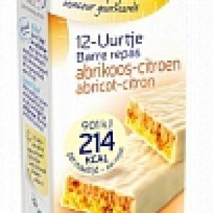 Weight Care 12-uurtjes Maaltijdreep Abrikoos-Citroen 2stuks