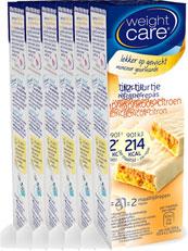 Weight Care 12-uurtjes Maaltijdreep Abrikoos-citroen Voordeelverpakking 6x2stuks