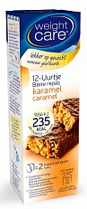 Weight Care 12-uurtjes Maaltijdreep Karamel 2stuks