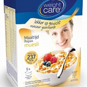Weight Care Maaltijdmuesli 5stuks