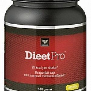 Dieet Pro Shake Banaan 500gram