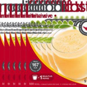 Modifast Intensive Milkshake Banaan Voordeelverpakking 8x423gra