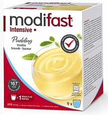Modifast Intensive Pudding Vanille 423gram