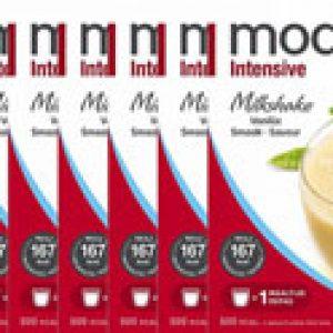 Modifast Intensive Milkshake Vanille Voordeelverpakking 8x423gra