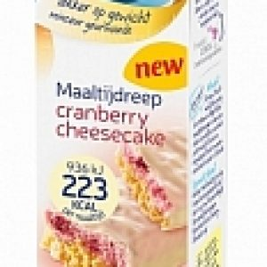 Weight Care Maaltijdreep Cranberry Cheesecake 2stuks