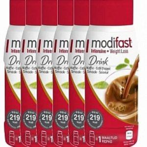 Modifast Drinkmaaltijd Koffie Voordeelverpakking 6x236ml