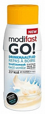 Modifast Go! Drinkmaaltijd Vanille 236ml