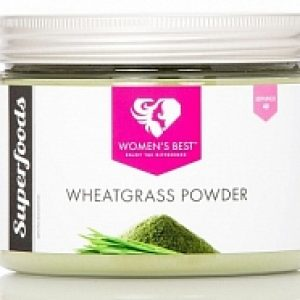 Womens Best Wheatgrass Powder 200gr