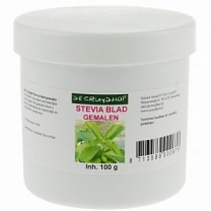 Cruydhof Stevia Blad Gemalen 100 Gram