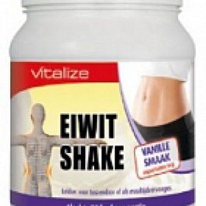 Vitalize Eiwitshake Vanille 450gram