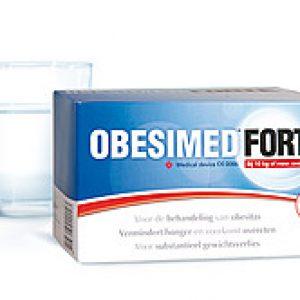 Obesimed Forte Afslankpillen 126caps