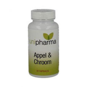 Unipharma Slank Appel Chroom Afslankpillen 30caps