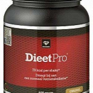 Dieet Pro Shake Caramel 500gram