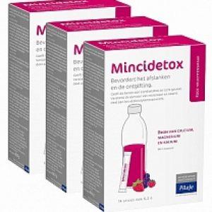 Pileje Mincidetox Sticks 3-pack Voordeelverpakking 3x14st