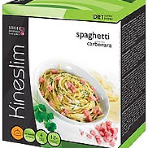 Kineslim Spaghetti Carbonara 4Serving