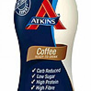 Atkins Ready To Drink Coffee 330ml
