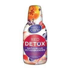 Weight Care Detox Red Vet Verbrander 500ml