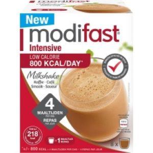 Modifast Intensive Milkshake Koffie 440gram